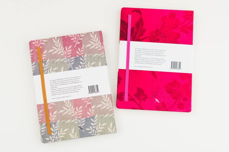 Carmynes Journal notebook elastic closures