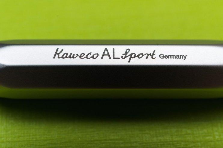 kaweco al sport cap detail