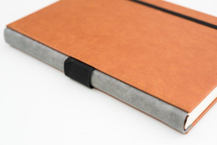 Lemone Notebook Review pen loop