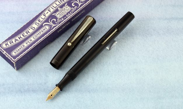 The Beginning of the Kraker Pen Company