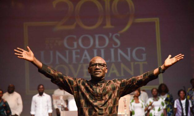 God's Unfailing Covenant – Pastor Taiwo Odukoya