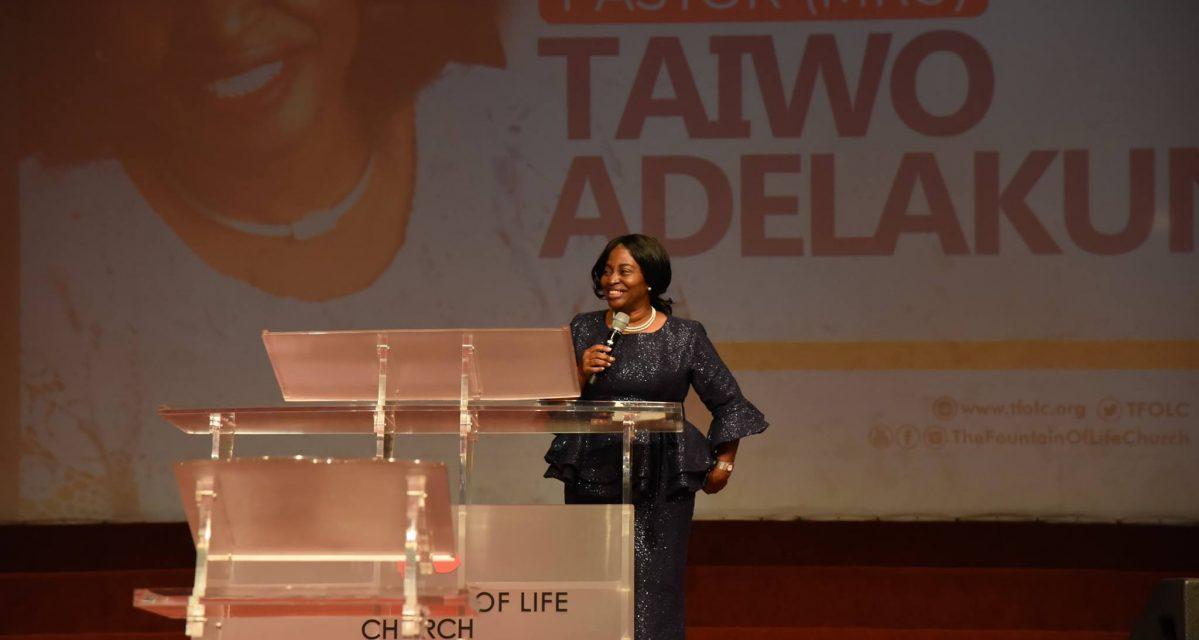 'Relocate' by Pastor (Mrs) Dolapo Adelakun