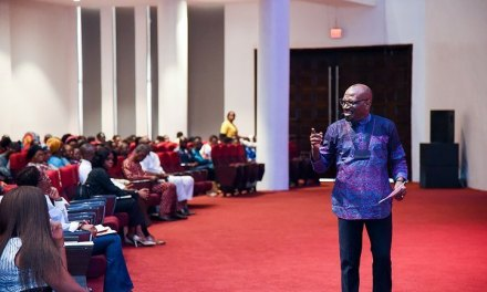 'Pray In The Spirit,' Pastor Taiwo Encourages Showerians