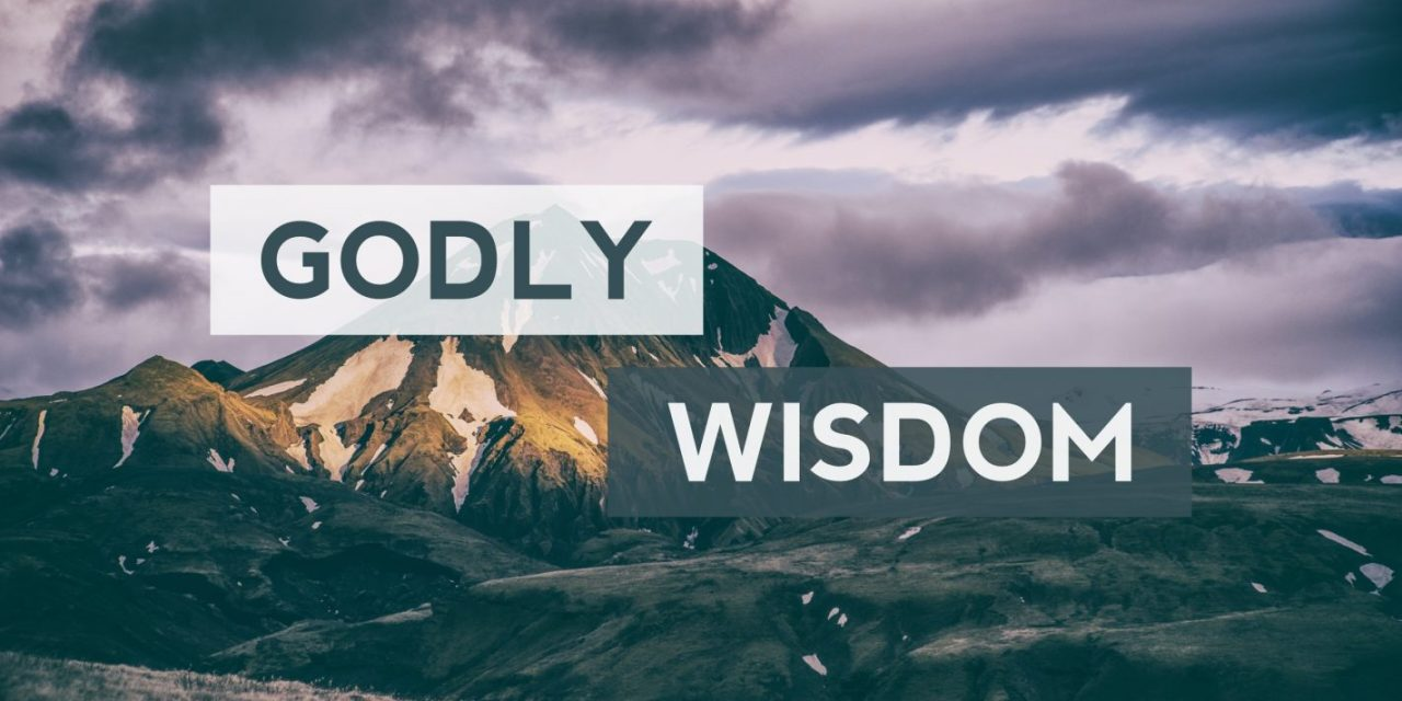 Sound Wisdom Makes You Stand Out – Pastor Nomthi
