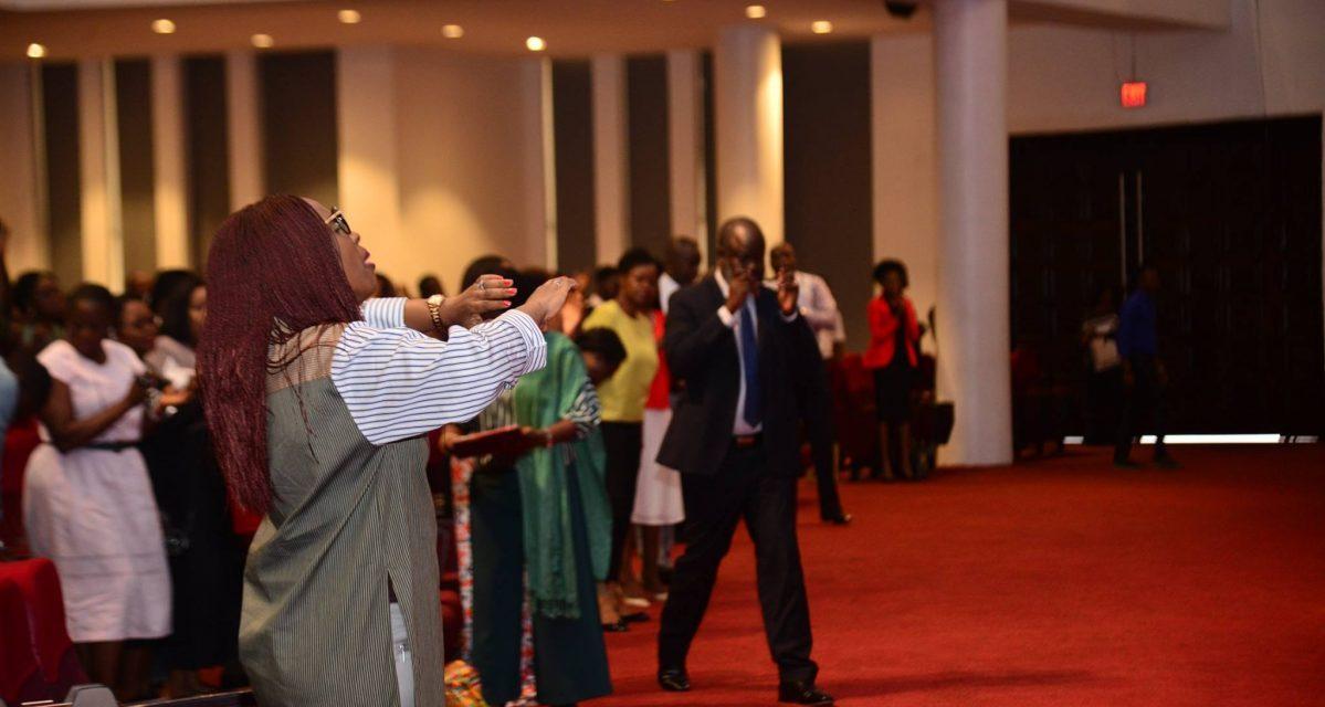 Go Back to Your God, Pastor Nomthi Encourages Showerians