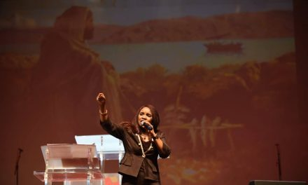 Pastor Nomthi Assures Church That Jesus Would Never Give Up On Them