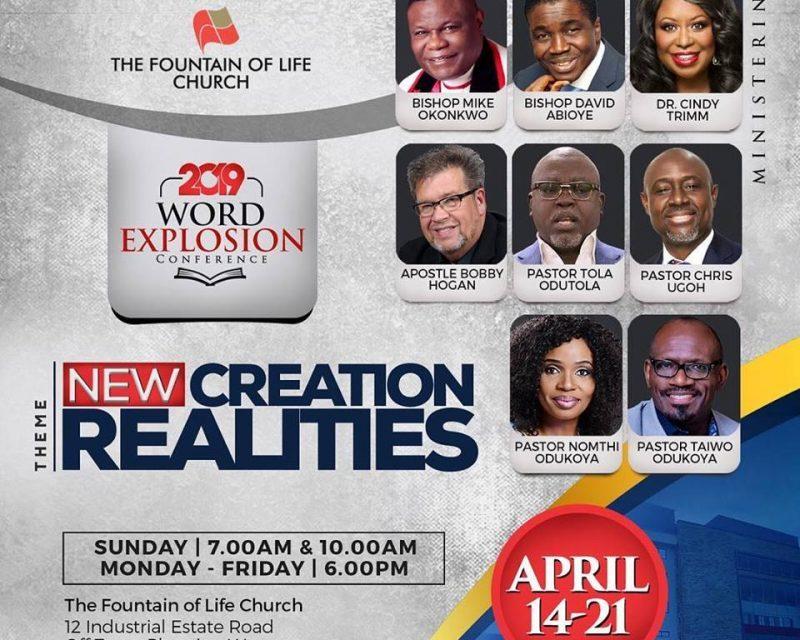 Word Explosion Conference Begins April 14