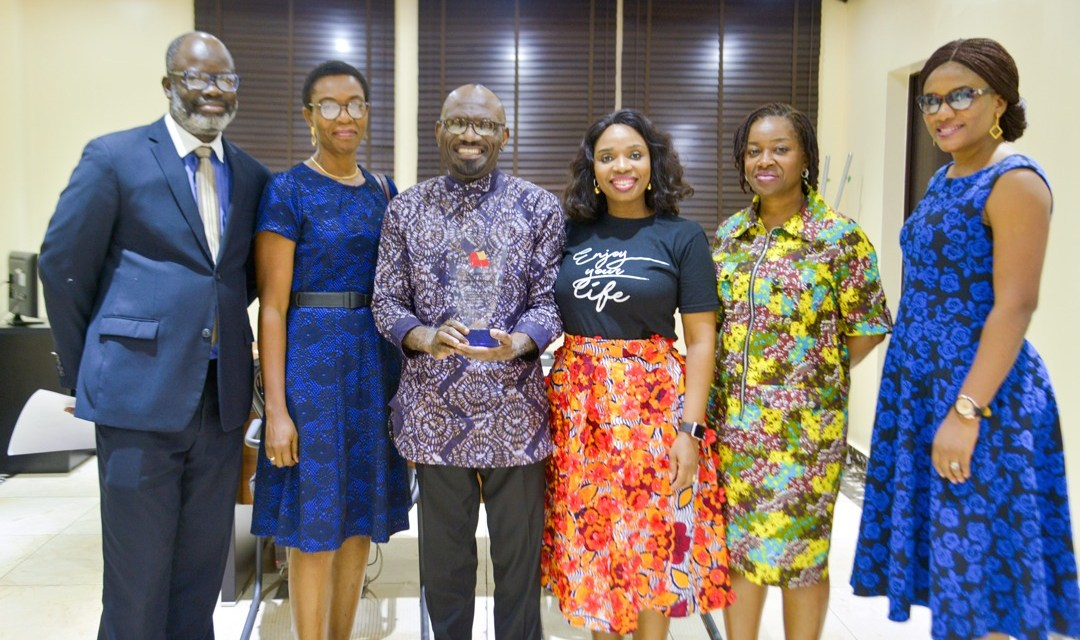 Grace Springs Cooperative Honours Pastor Taiwo, Declares Surplus at AGM