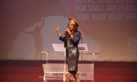 Dwell in the Secret Place – Pastor Nomthi