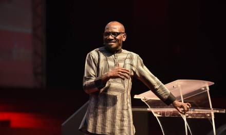 Pastor Taiwo Continues Teaching on The Spirit of Restoration