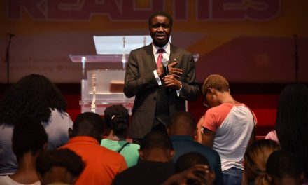 Maximising the Purpose of New Creation by Bishop David Abioye