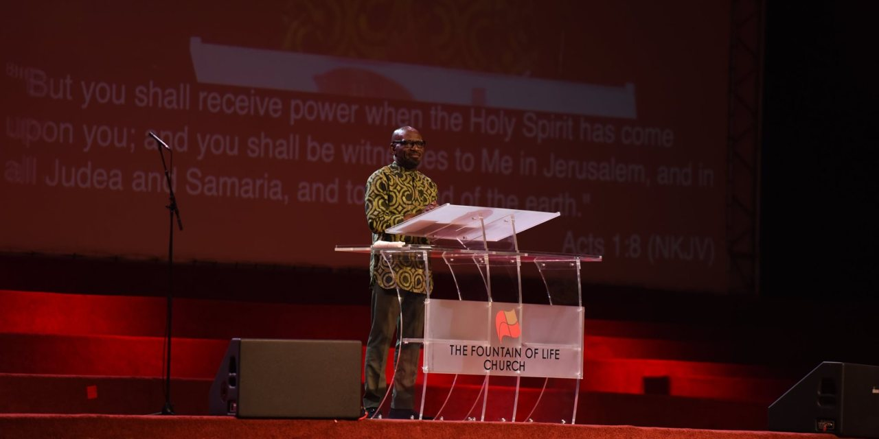 The Fellowship of the Holy Spirit, by Pastor Taiwo Odukoya