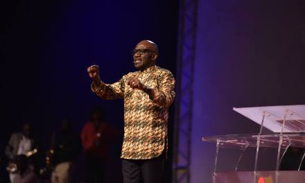 """""""It's Our Month of Covenant Power"""", Pastor Taiwo Declares to Fountaineers"""