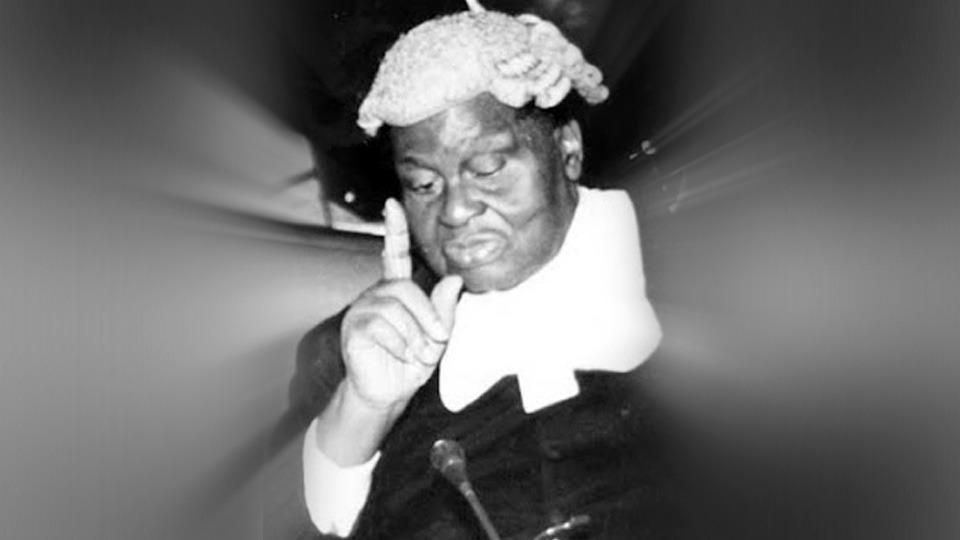 ILUPEJU ICON: Frederick Rotimi Alade Williams [1920 – 2015]