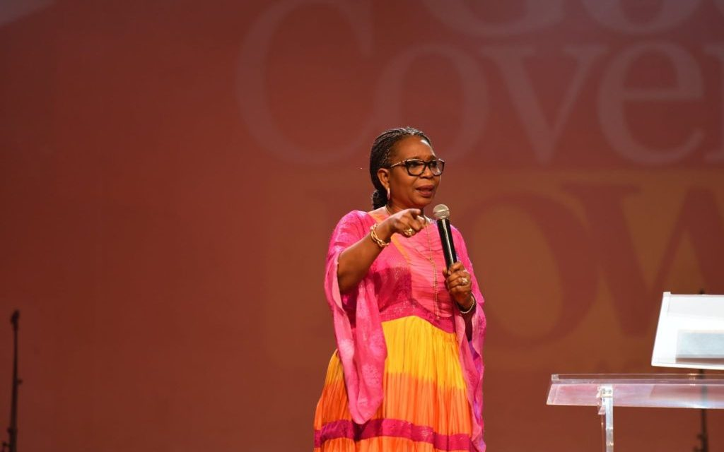Pastor Blessing Awosika Teaches on Living with the End in Mind