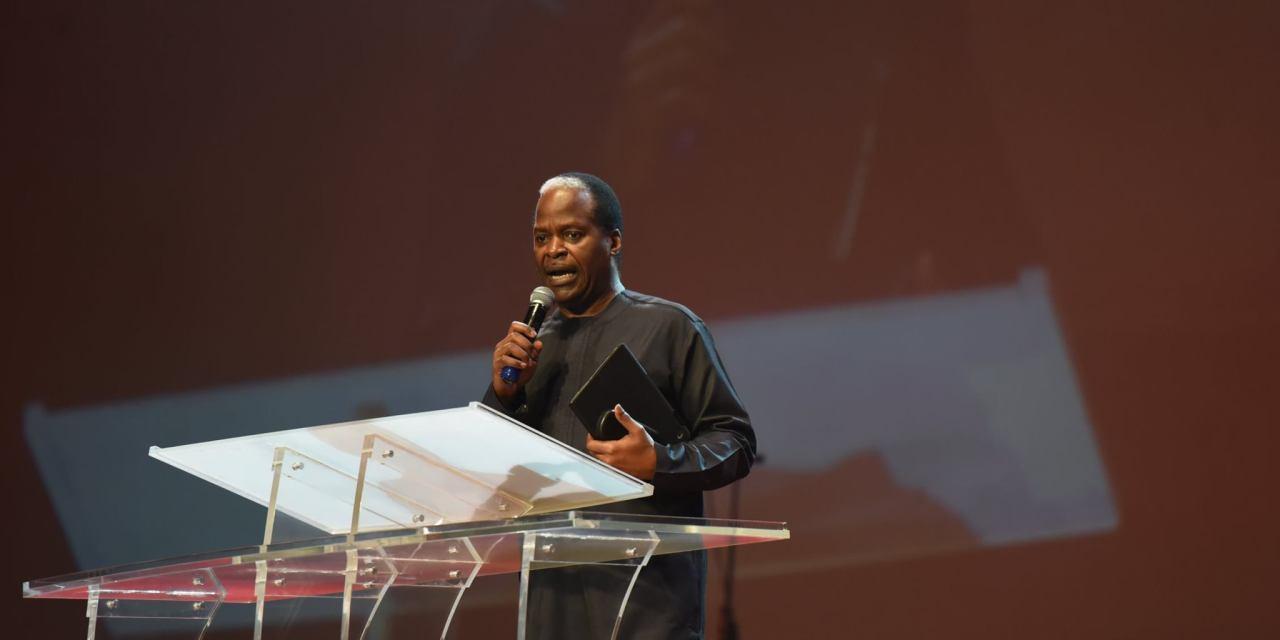 """Remember"" – Pastor Akin Osinbajo"