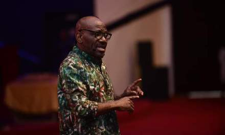 The Holy Spirit is the Source of Joy – Pastor Taiwo