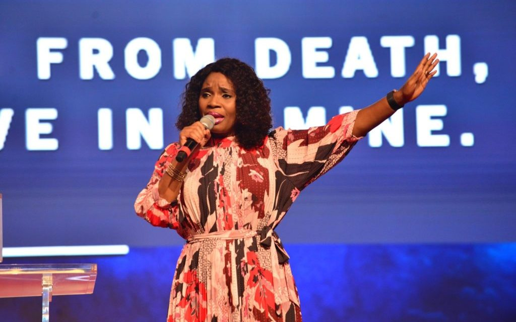 God Never Forgets His Own, Pastor Nomthi Reminds Fountaineers