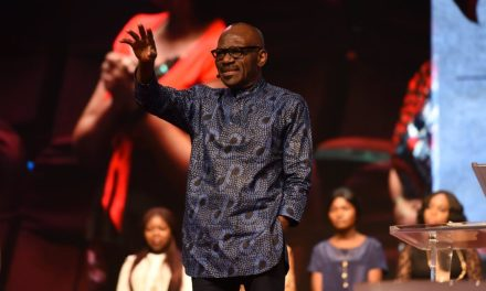 'It Is Recovery Time!' Pastor Taiwo Declares At Anointing Service