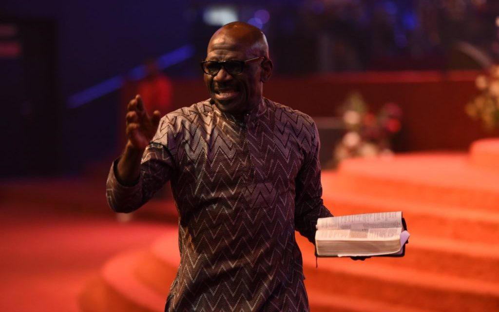 """From Shame to Double Honour""- Pastor Taiwo Declares"