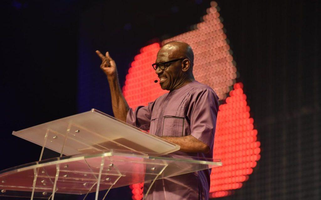 """Speak the Word"", Pastor Taiwo Tells Believers"