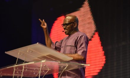 Pst Taiwo Urges Showerians To Meditate On God's Word Always