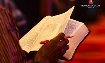 The Holy Spirit: A Bible Study On The Comforter (Pt 2)