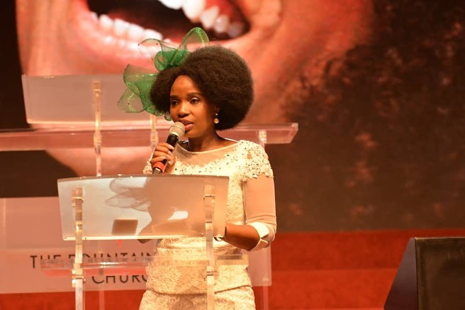 'Nothing Compares to the Good Times God Is Bringing Your Way', Pst Nomthi Tells Fountaineers