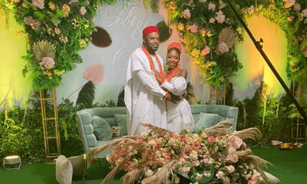 Pastors Taiwo and Bimbo Odukoya's Daughter Weds