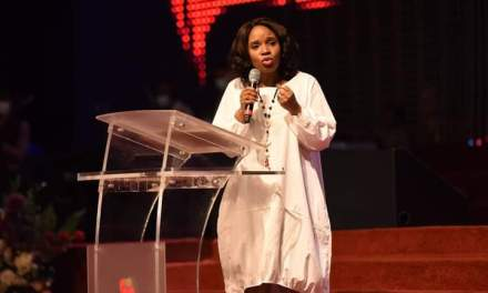 God Is Your Shield And Glory, Says Pastor Nomthi Odukoya
