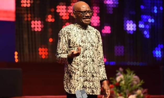 Pastor Taiwo Odukoya Urges Fountaineers to Be Witnesses for Jesus