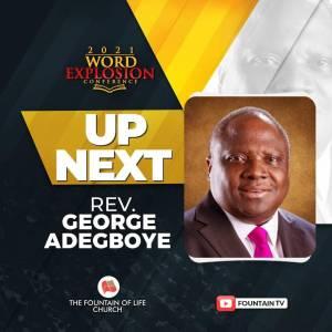 Rev George Adegboye