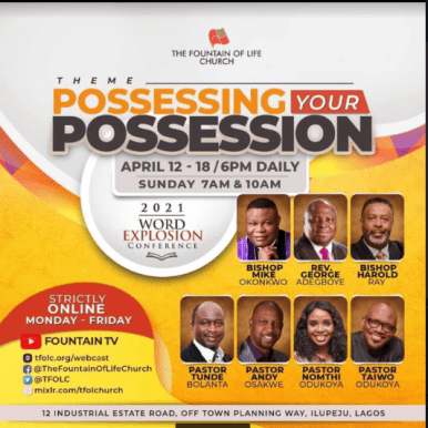 Word Explosion Conference 2021