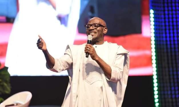 'God's Promises Are Obtained Through Faith', Pastor Taiwo Tells Believers