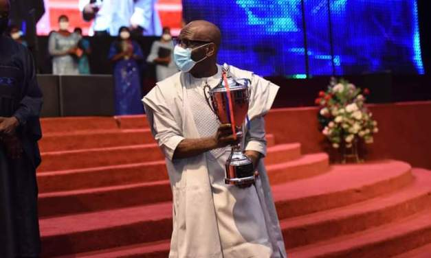 Pastor Taiwo Admonishes Men to Keep the Faith as Church Marks Father's Day