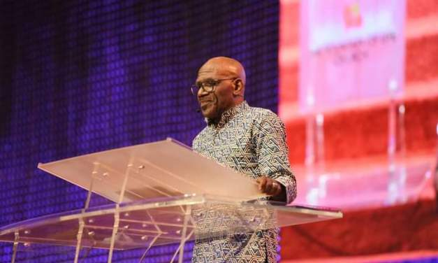 'The Grace of Our Lord Jesus Christ is Always Sufficient' – Pastor Taiwo Odukoya