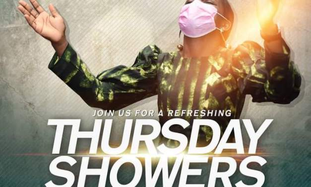I Am Always Blessed During Thursday Showers – Damilola Ayanbule