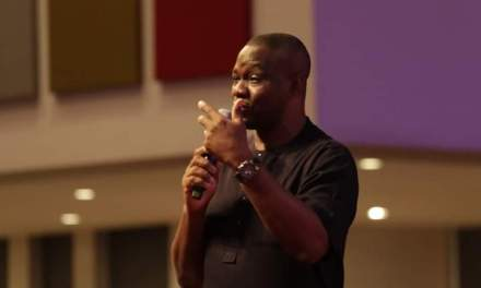 Pastor Femi Megbope Describes The Word Of God As A Mirror