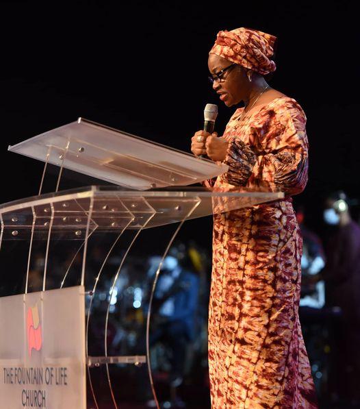 Pastor Tinu Olashore Advocates Firm Faith In God