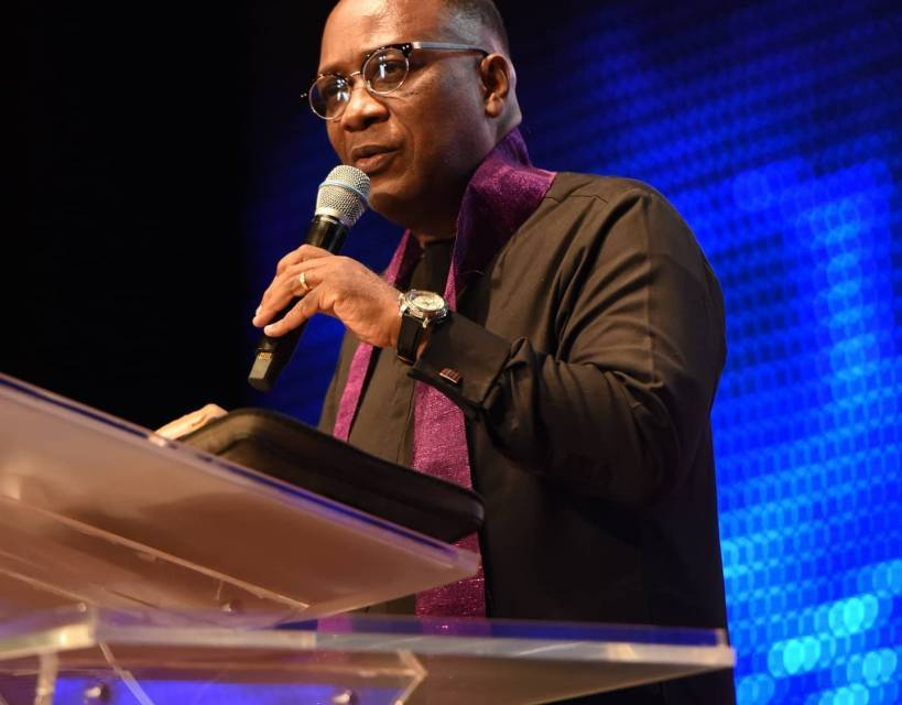 Pastor Dapo Williams: The Names Of God Are The Encapsulations Of The Revelation Of His Name