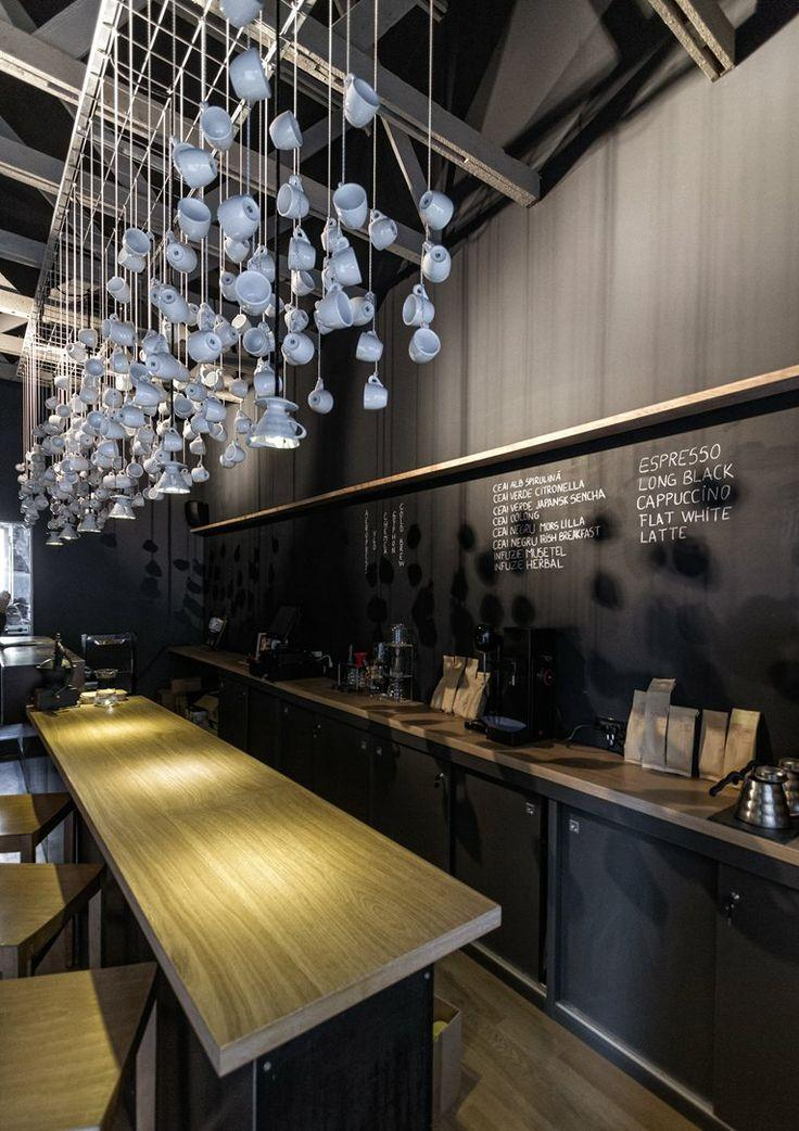 Modern Cafe Interior Design Ideas From All Around The