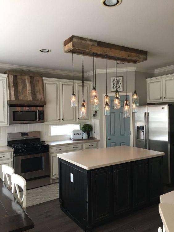 20 modern kitchen island lighting