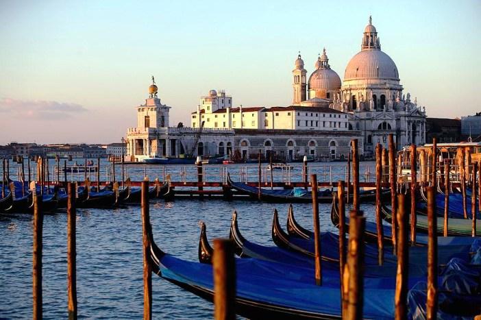 Венеция - праздник Феста делла Салюте