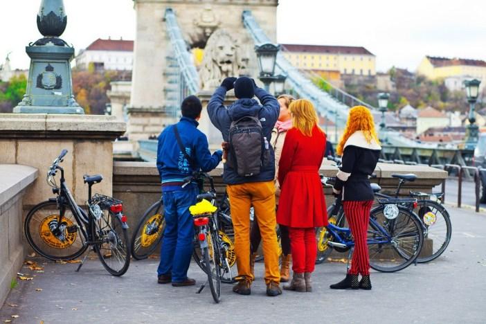 Мосты Будапешта: Цепной мост