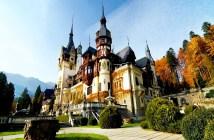 Замок Пелеш, Румыния — как добраться