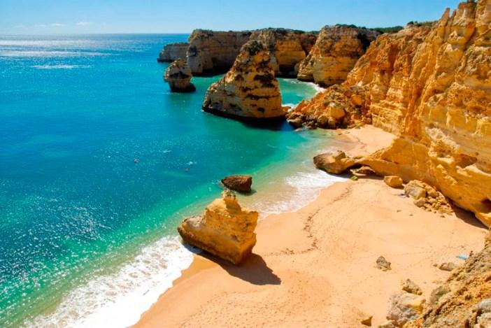 Алгарве - природные достопримечательности Португалии