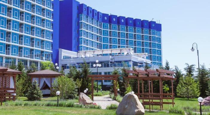 Пятизвездочный отель «Аквамарин» в Севастополь - цены, бронирование