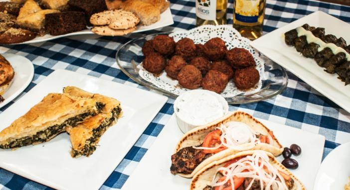 Кулинарные фестивали и праздники Греции