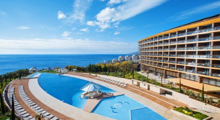 Отели Крыма с бассейном - «Mriya Resort & SPA»
