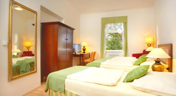 Отели в районе Вацлавской площади - Wenceslas Square Hotel